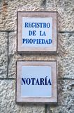 Purchasing property in Spain. Differences between the surface area recorded at the Land Registry, the Cadastre